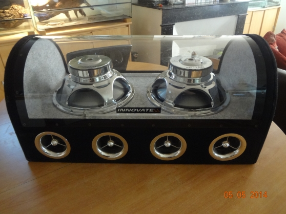 Annonce occasion, vente ou achat 'Caisson Subwoofer 800 Watts'