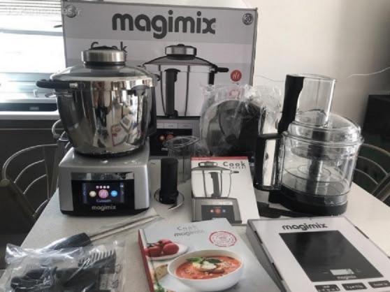 Magimix cook expert très peu servir
