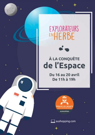 les enfants à la conquête de l'espace - Annonce gratuite marche.fr
