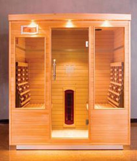 sauna infrarouge algonquian 4 places - Annonce gratuite marche.fr