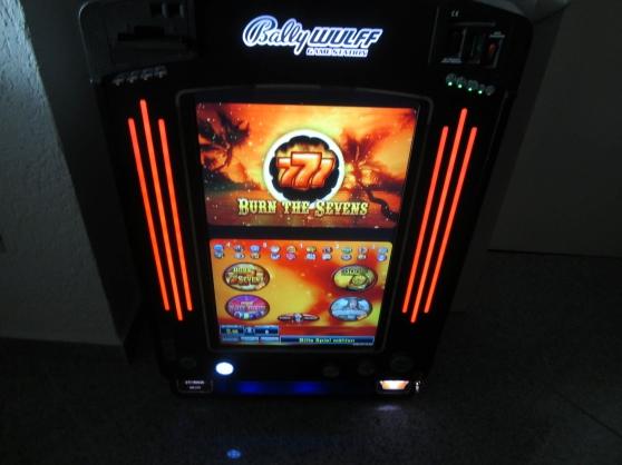 machine a sous 20 jeux de casino bally - Annonce gratuite marche.fr