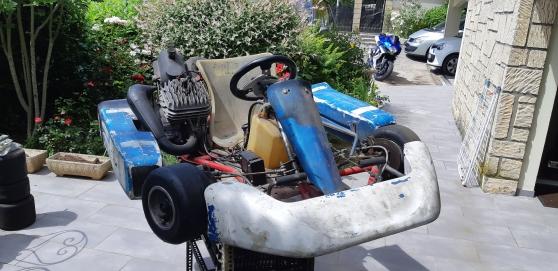 karting 125 a boite - Annonce gratuite marche.fr