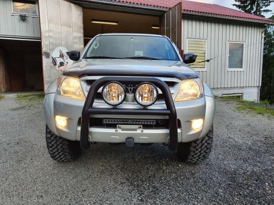 Annonce occasion, vente ou achat 'Toyota HiLux 37 Arctic truck'
