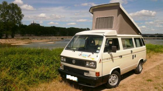 Annonce occasion, vente ou achat 'volkswagen t3 california 70cv'