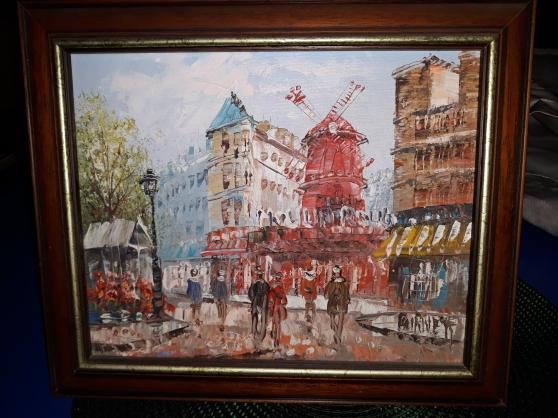 Annonce occasion, vente ou achat 'Vends tableaux'