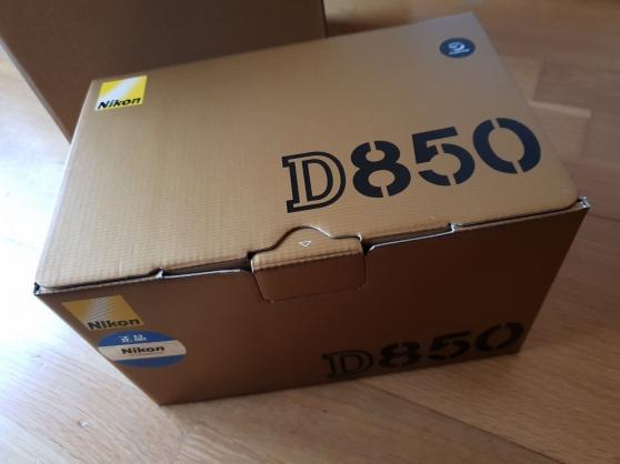 NIKON D850 - Photo 3