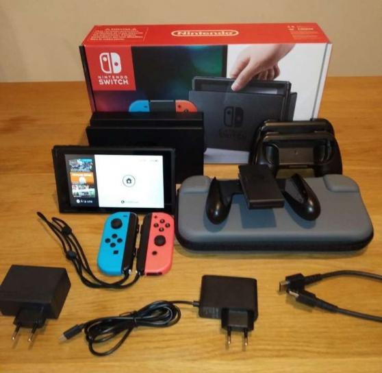 Nintendo Switch très bon état - Photo 2