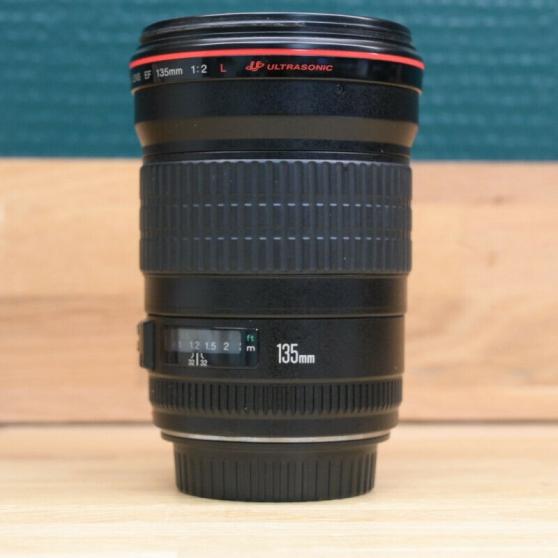 CANON EF 135mm F2 L