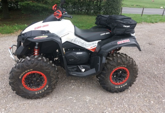 Annonce occasion, vente ou achat 'Can am renegade 650'