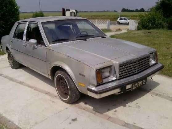 Buick Skylark Limited 1981