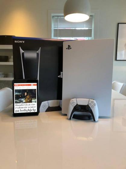 Annonce occasion, vente ou achat 'La PLAYSTATION 5 (PS5)'