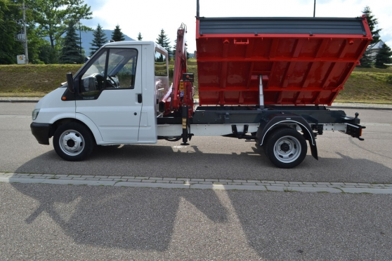 Camion-benne < 3.5t FORD TRANSIT T 350