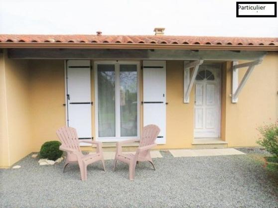 Maison plain pied 3 chambre La Puye