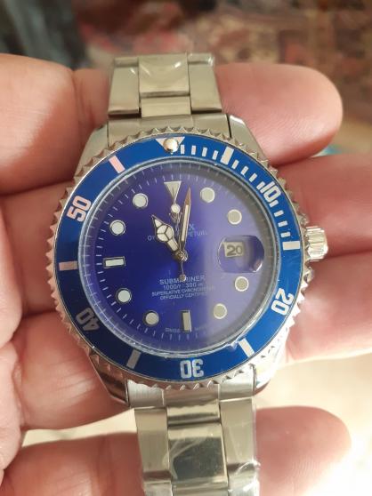 Annonce occasion, vente ou achat 'montre SUBMARINER'