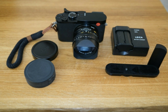 Leica q2 neuf