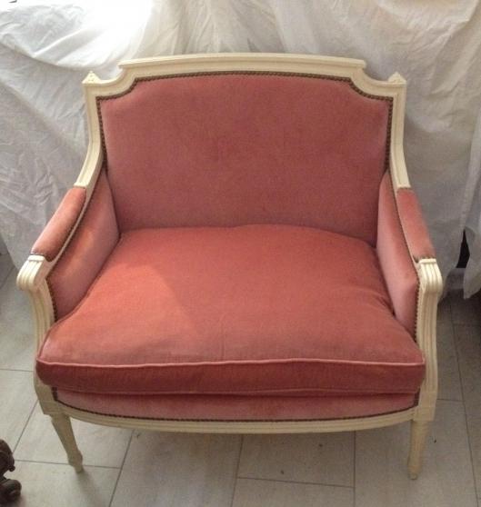 Annonce occasion, vente ou achat 'fauteuils Louis XVI'