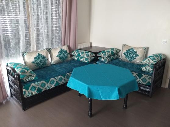 Sédaris, salon marocain très complet