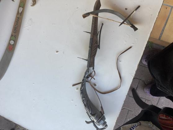 Réplique d armes anciennes (factices - Photo 2