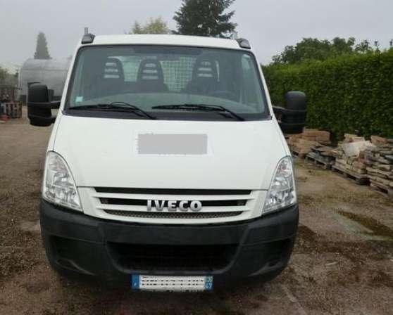 Iveco camion benne 35c15 hpi diesel 2008 auto utilitaires - Location utilitaire caen ...