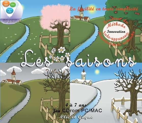 Annonce occasion, vente ou achat 'Les saisons ERGOclic'
