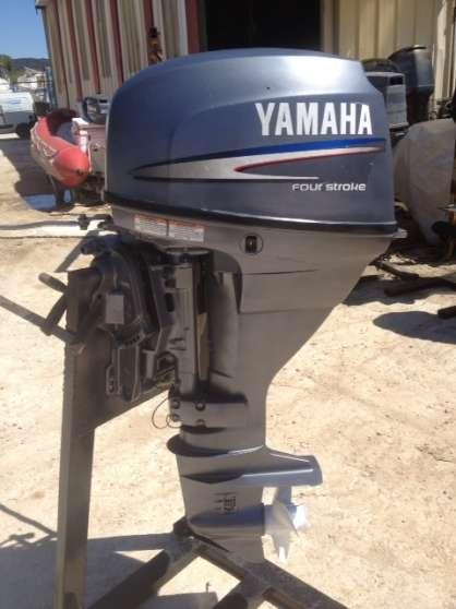 25 cv yamaha 4t nautisme moteurs hors
