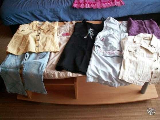 Annonce occasion, vente ou achat 'lot de vêtements'