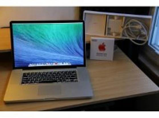 Superbe Apple MacBook Pro 17