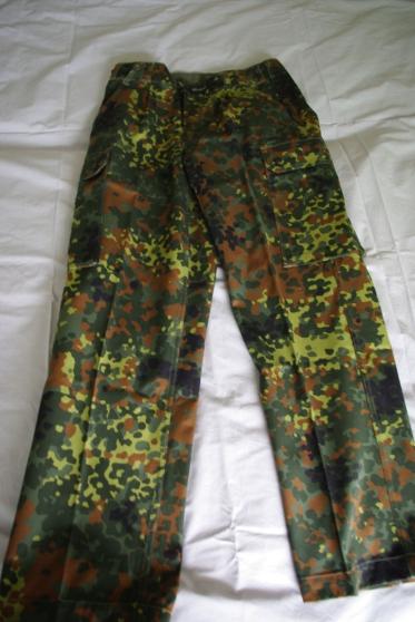 Pantalon neuf armée allemande
