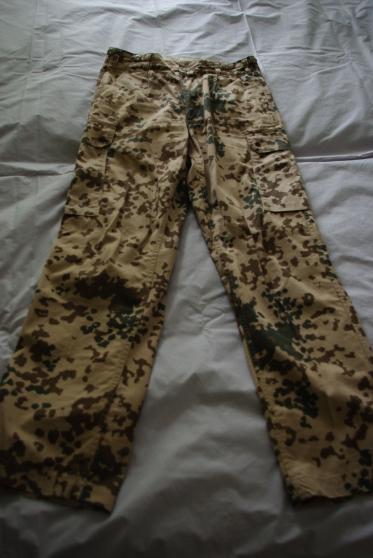 Pantalon Kaki d'occasion