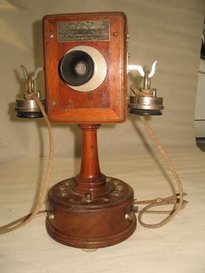 Téléphone de collection