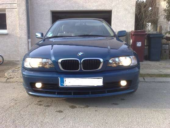 bmw e46 6 cylindre 323