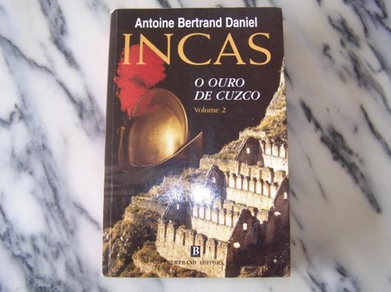 Livro Roman Incas - O ouro de cuzco