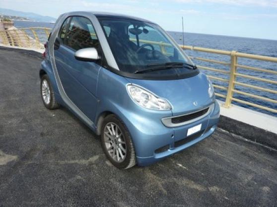 Smart fortwo coupe 62ch passion al s auto voitures sans for Ales code postal