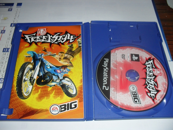 Jeu PS2 Freekstyle - Photo 2