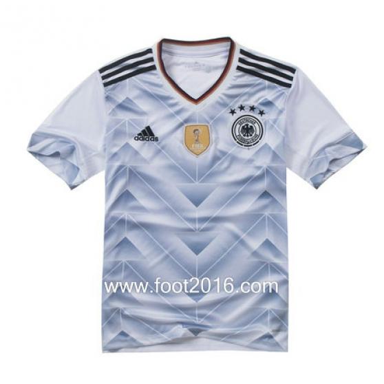 maillot domicile de Allemagne 2017