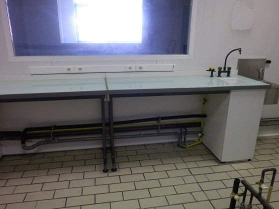 TABLES EQUIPEE POUR PATISSERIE - Photo 3
