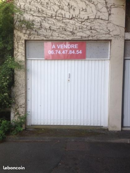 GARAGE/BOX A VENDRE