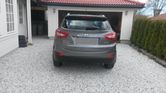 Hyundai ix35 2.0 CRDI 49 000 KMS - 2011