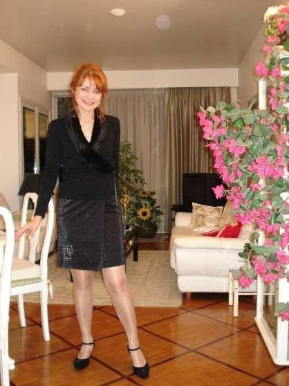 jeune femme russe ch. emploi hotellerie