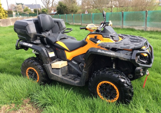 Quad Can Am outanler 650