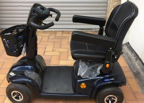 scooter électrique invacare léo 4 roues - Annonce gratuite marche.fr