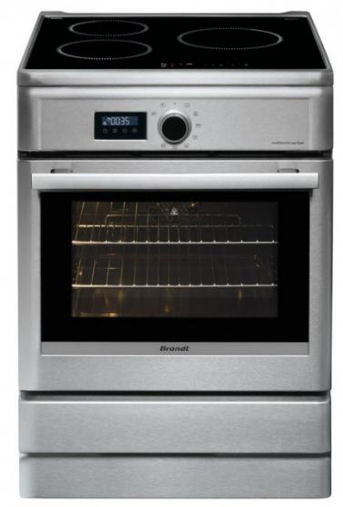 Annonce occasion, vente ou achat 'Brandt cuisiniere induction bci6657x'