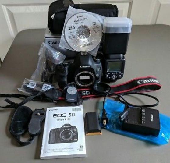 Canon EOS 5D Mark III 22,3 MP