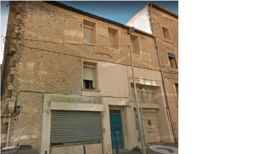 Annonce occasion, vente ou achat 'IMMEUBLE (4 APPARTEMENTS)'