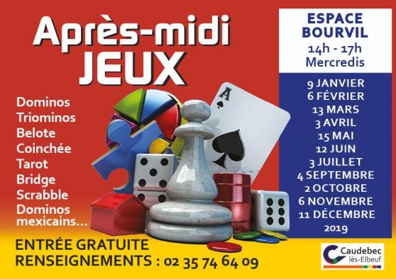 après-midi jeux - Annonce gratuite marche.fr