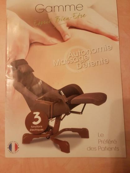 fauteuil releveur personne dépendante