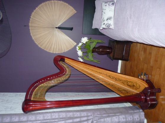 Harpe Venus Grand concert modele Penti
