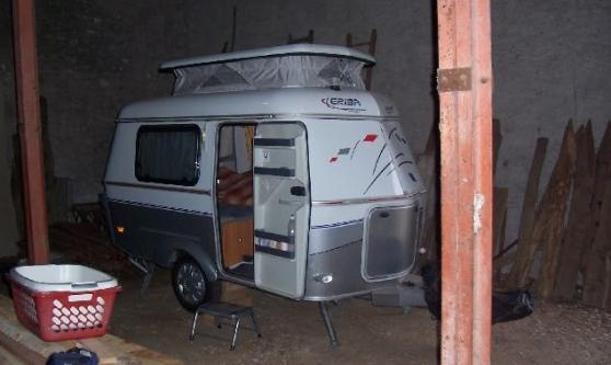 caravane eriba puck gt 120 - Annonce gratuite marche.fr