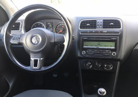 Annonce occasion, vente ou achat 'Volkswagen Polo DIESEL 1.6 TDI 90 Trendl'