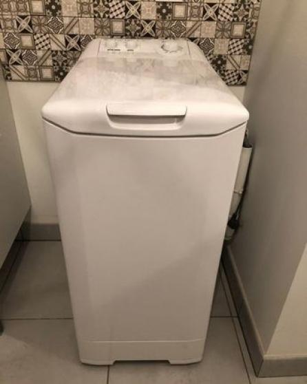 Annonce occasion, vente ou achat 'Machine à laver Candy 5,5 kg'
